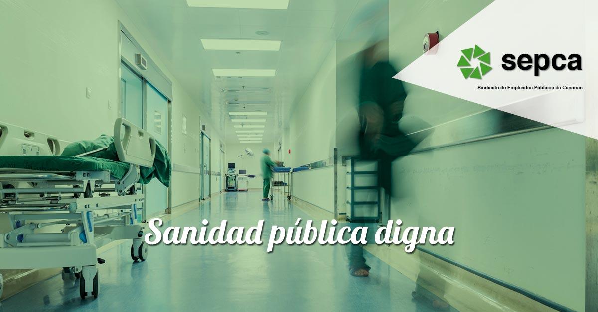 La Ley de Presupuestos Generales afecta a la Sanidad en Canarias
