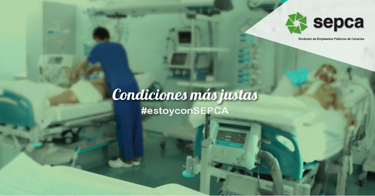 Promesas, falsedad y ceguera sobre la situación de la Sanidad en Canarias