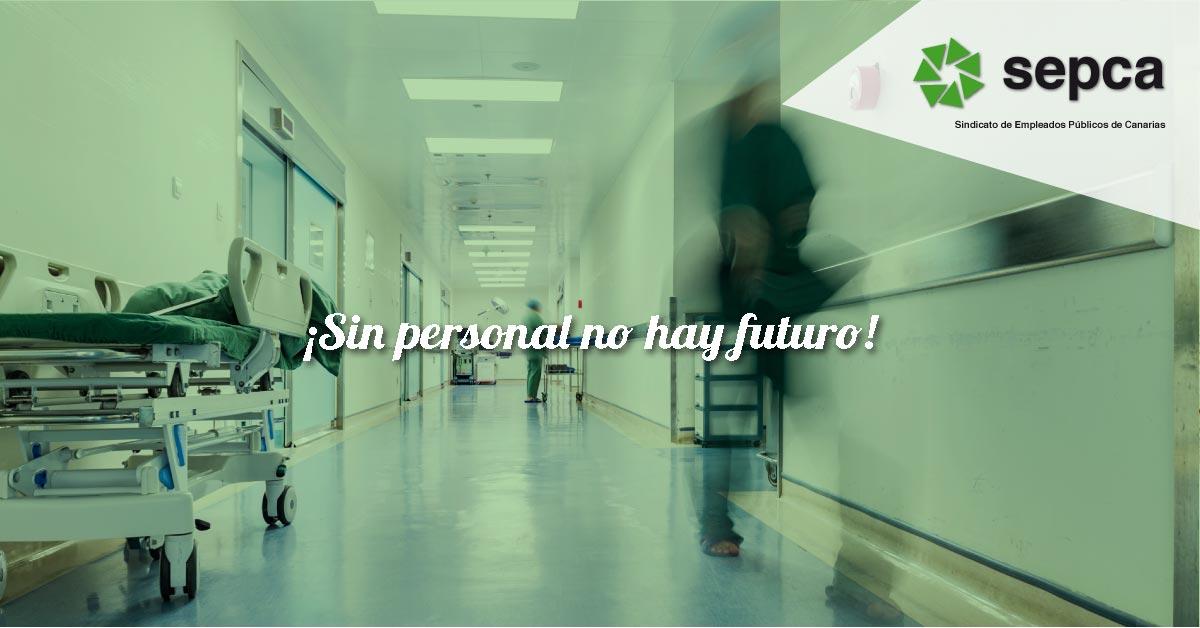 La Sanidad en Canarias se olvida de los trabajadores